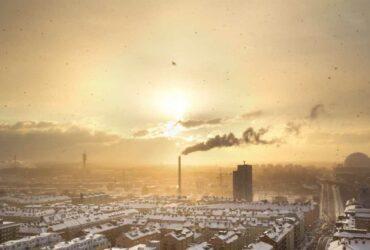 Carbon dioxide: a new technique for its capture