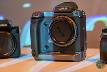 Fujifilm GFX 100: preview and first impressions