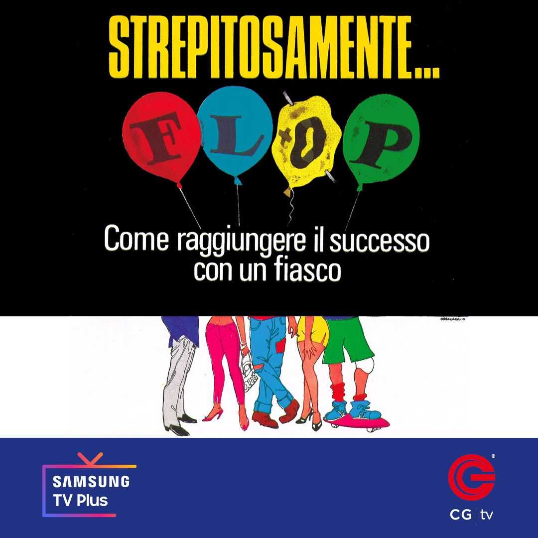 Amazingly… Pierfrancesco Campanella flop on the new CG TV channel