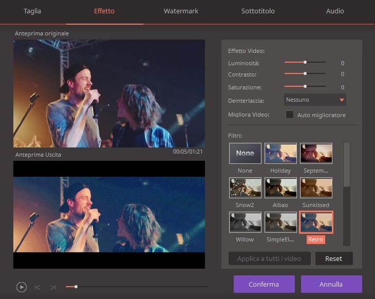 Uniconverter: a complete suite for your videos