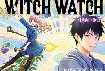 Witch Watch: first impressions of the new Shinohara manga