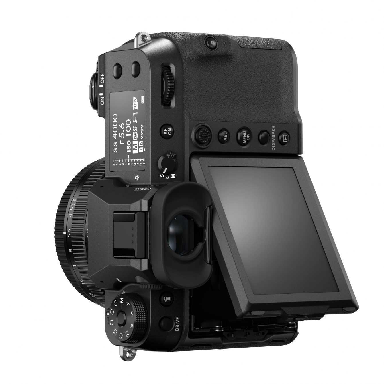 FUJIFILM GFX 100S: the compact medium format and what a price!