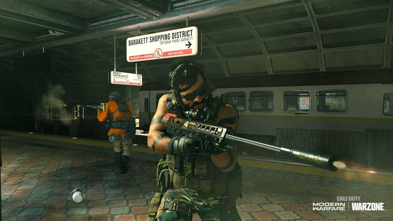 """CoD Warzone: how to fix the message """"unable to access online services"""""""