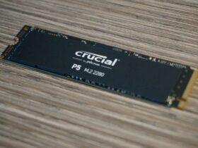 Crucial P5 review: NVMe at maximum power