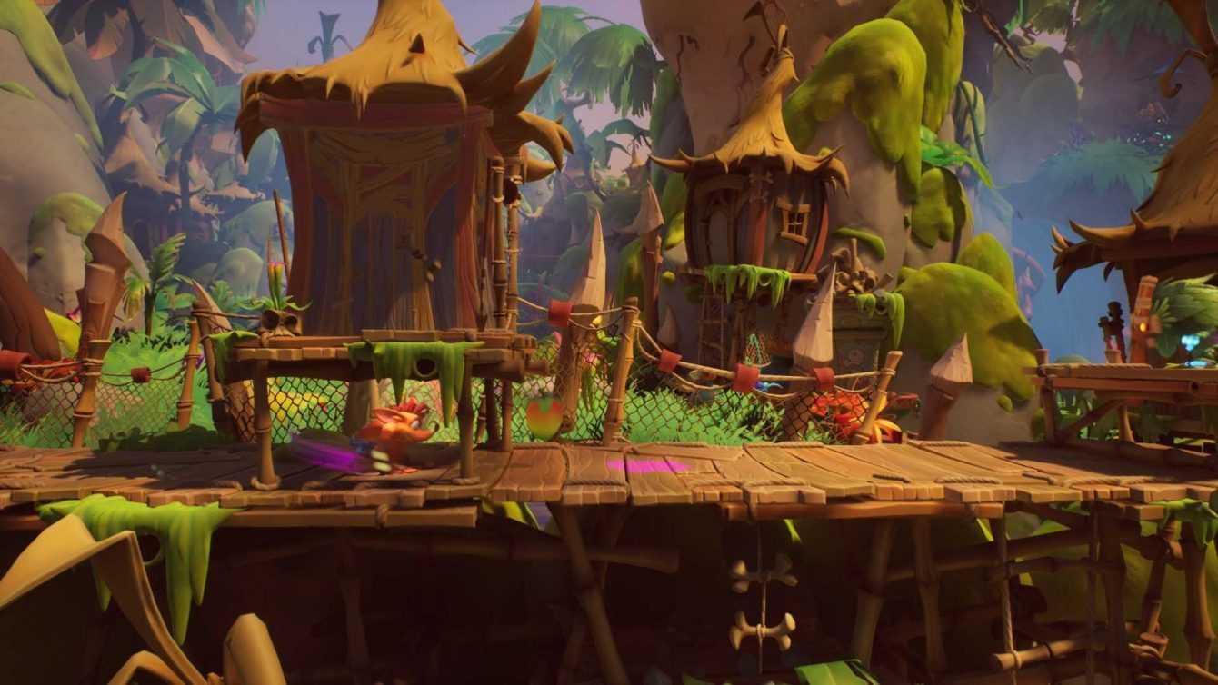 Crash Bandicoot 4: the features of the next gen version