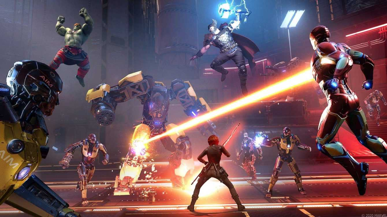 Marvel's Avengers preview: our impressions from the beta