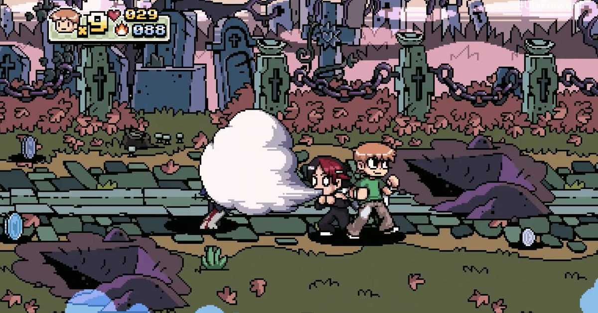 Scott Pilgrim vs.  The World: what to know before starting to play