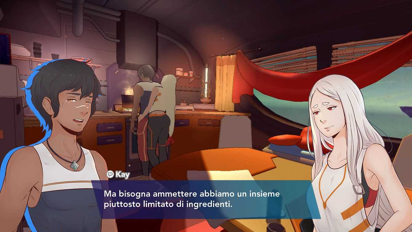 Haven review: love on the run and gliding on PS4