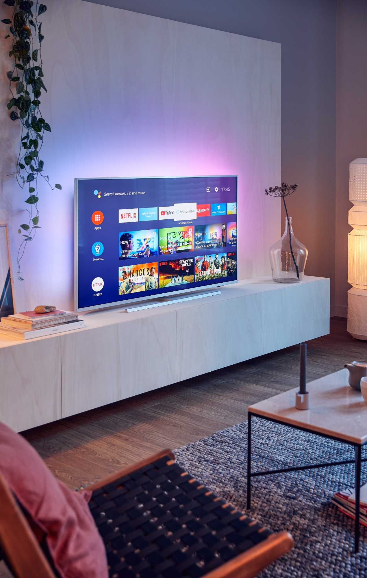 From Philips TV & Sound gift ideas to celebrate father