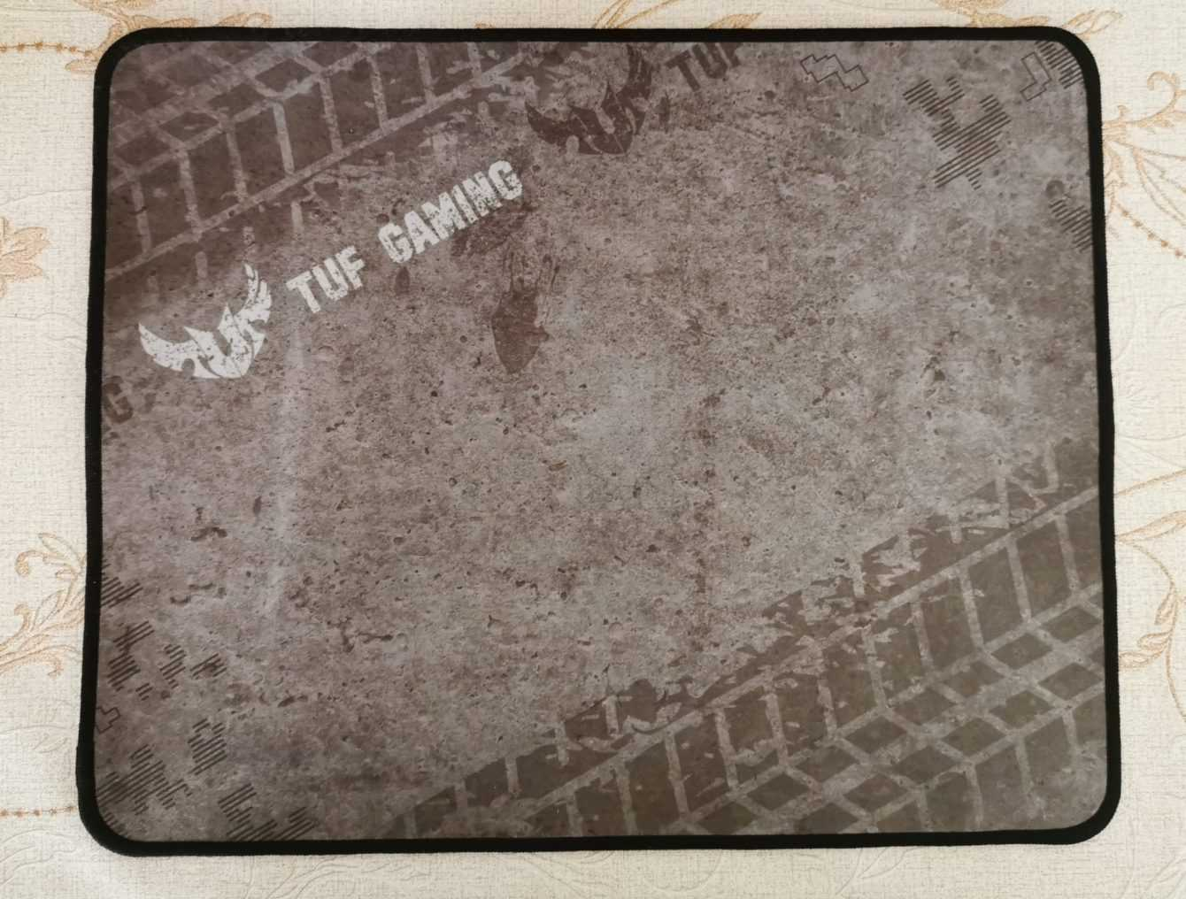 ASUS TUF Gaming M3 and TUF Gaming P3 review: mouse and mouse pad for novices