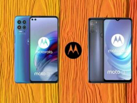 Moto G100 and Moto G50: the new proposals by Motorola