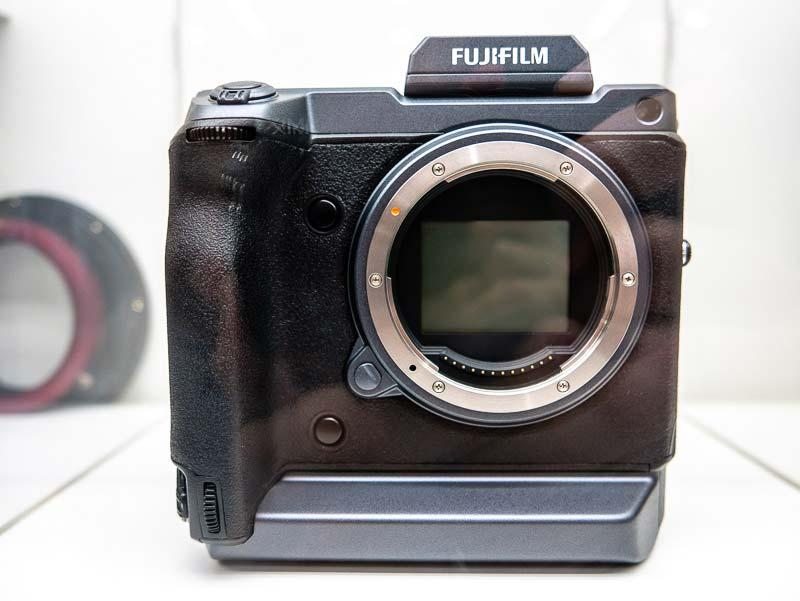Fujifilm and the future: resolutions around 80 MP and artificial intelligence