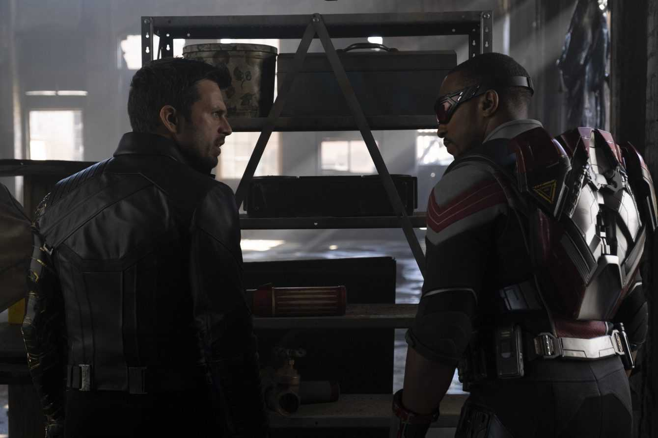 The Falcon and The Winter Soldier 1x02 review: the new Cap