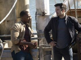 The Falcon and The Winter Soldier 1 × 02 review: the new Cap