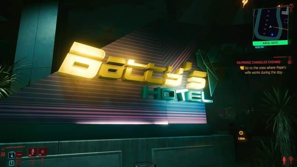 Cyberpunk 2077: some secrets you may have missed