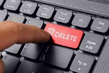 Come cancellare definitivamente un file su Windows