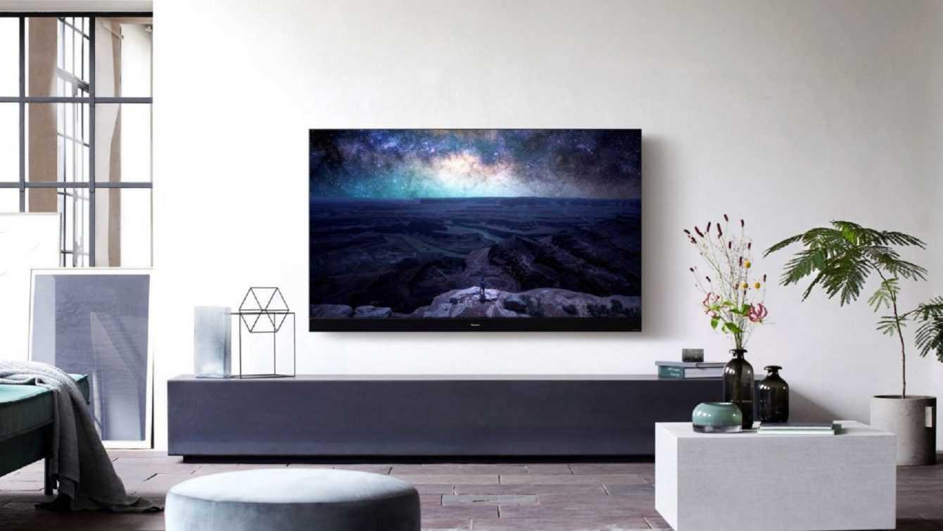 Panasonic: 4K 2021 TV range presented with three 48-inch models