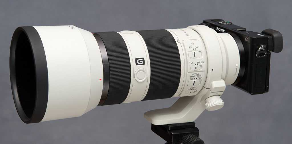 From full frame to APSC, what changes for optics?