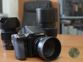 Phase One IQ3 Trichromatic 100MP medium format review