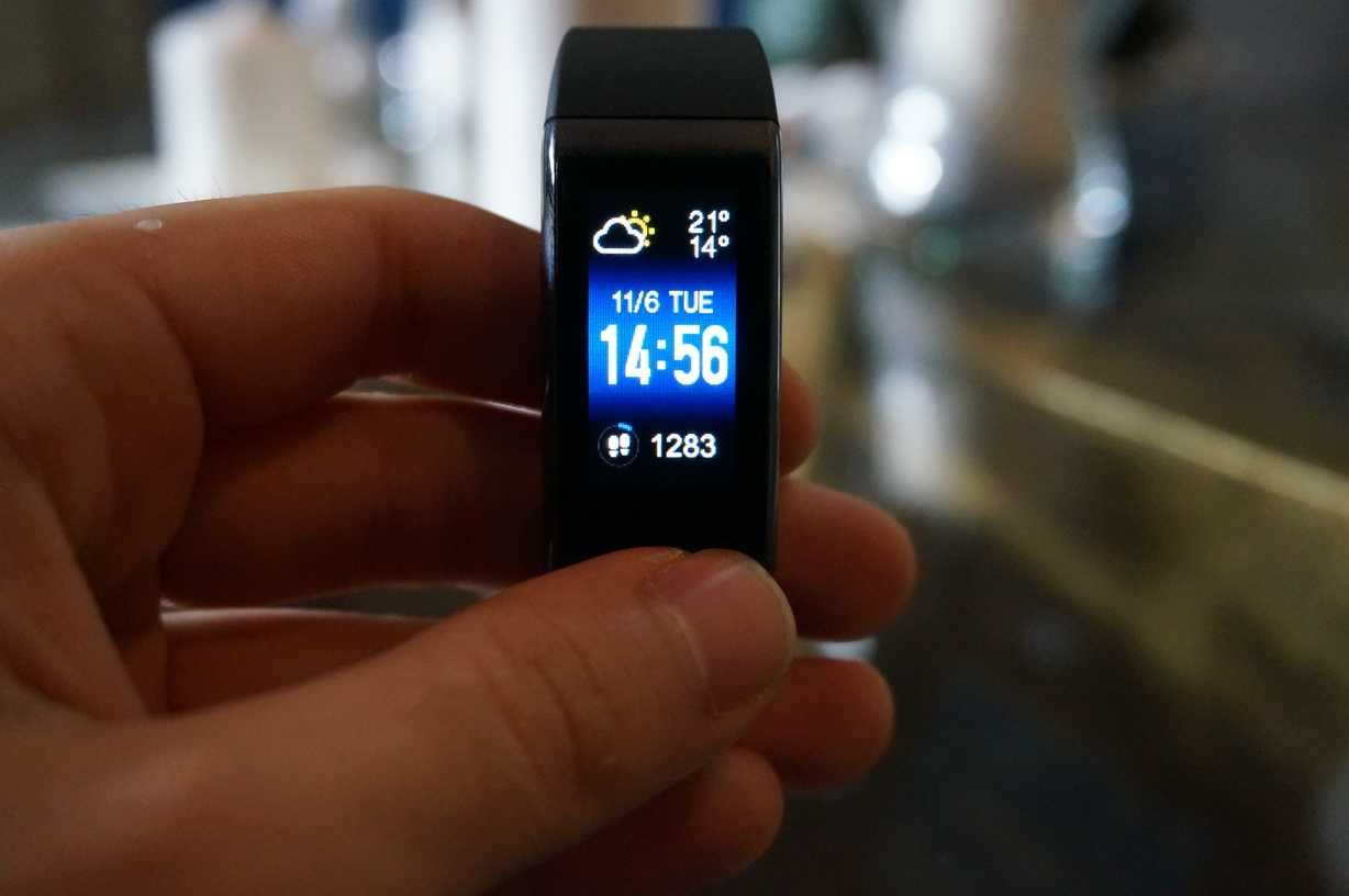 Xiaomi Amazfit Cor review: one step away from the best buy