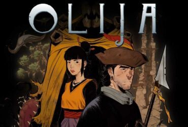 Olija review: a pleasantly intense journey