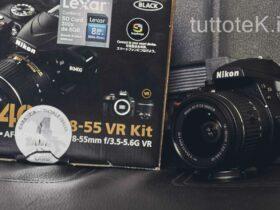 Nikon D3400 review: the reflex to start