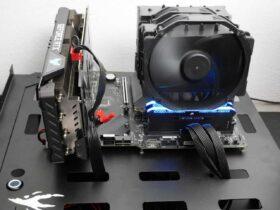 Noctua NH-D15 chromax.Black review: the best air cooler?