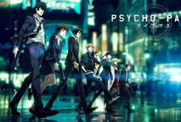 Psycho Pass, by Gen Urubuchi |  Souls and ink