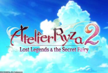 Recensione Atelier Ryza 2: Lost Legends & The Secret Fairy