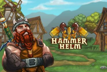 HammerHelm preview: life as a dwarf on the surface