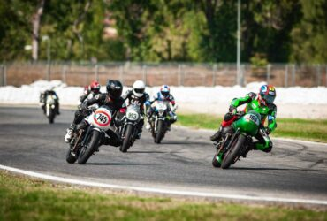 The Moto Guzzi Fast Endurance 2020 trophy is decided in Misano