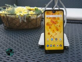 Wiko View 2 review: the beauty that dances little