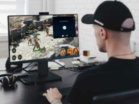HANNspree announces new monitors with pop-up camera