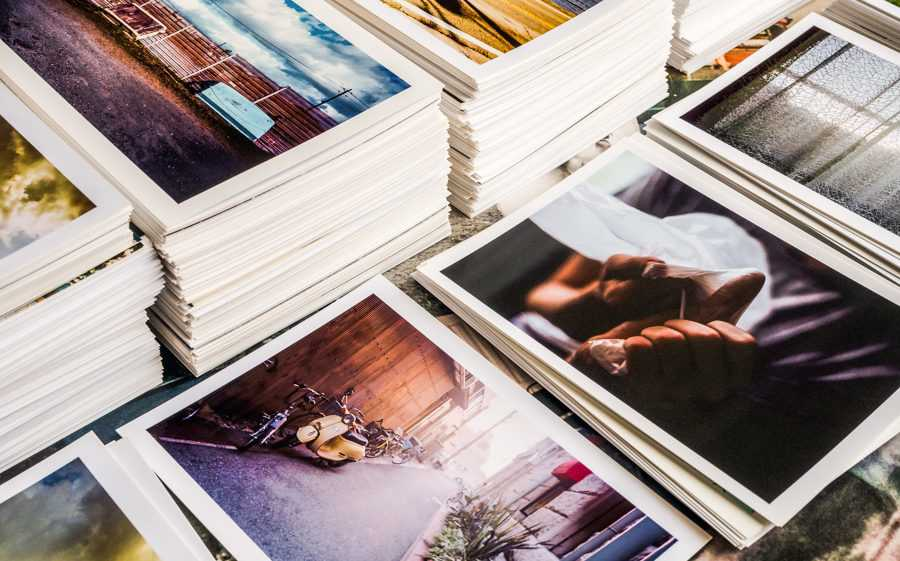 Printing as a destination for photos: a holistic view of photography