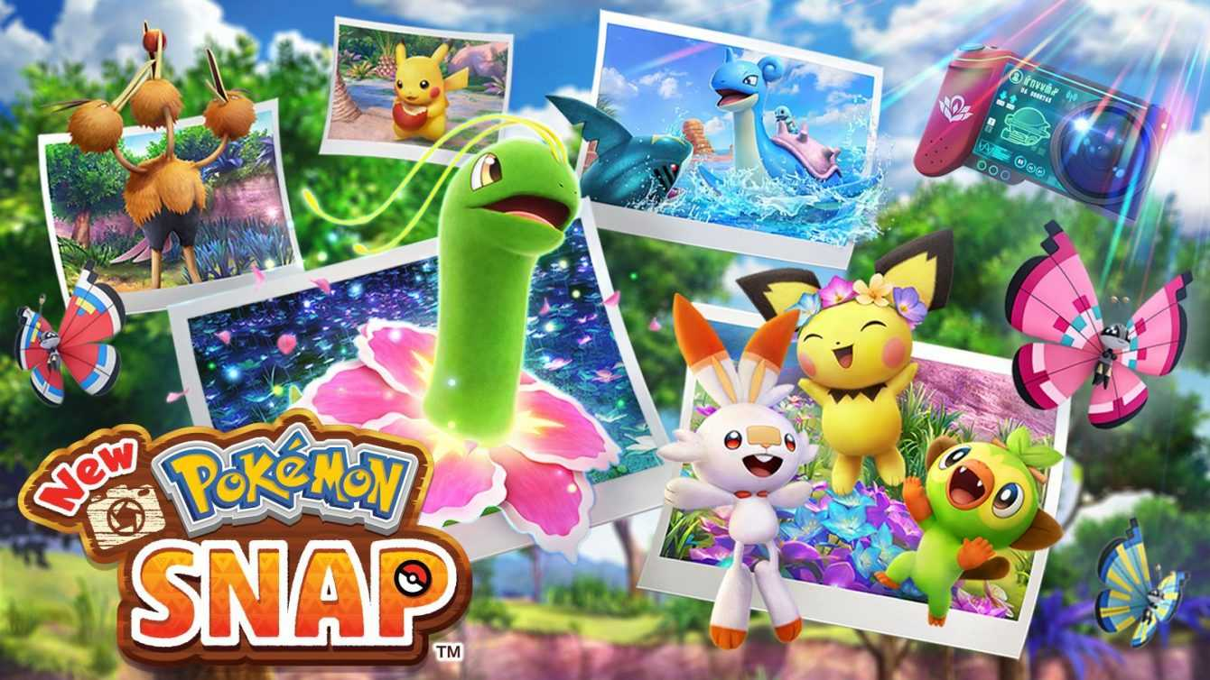 Pokémon GO: a collaboration event with New Pokémon Snap is coming