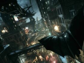 Batman Arkham City: A surprise update is available