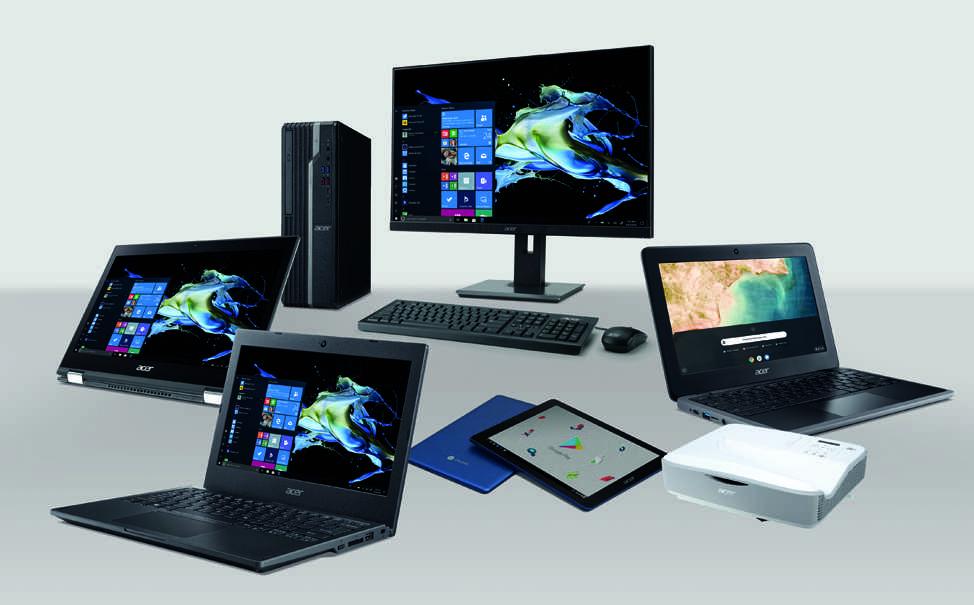 Acer for Education: a Didacta con tecnologie innovative