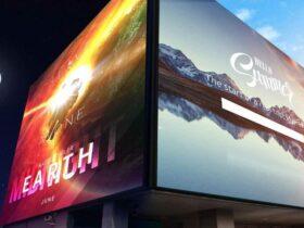 Advertising media: how LED walls work