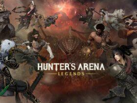 Anteprima Hunter's Arena: Legends, Battle Royale-MOBA-MMORPG