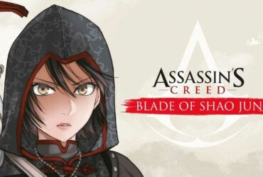 Assassin's Creed: Blade of Shao Jun, the new manga in the series