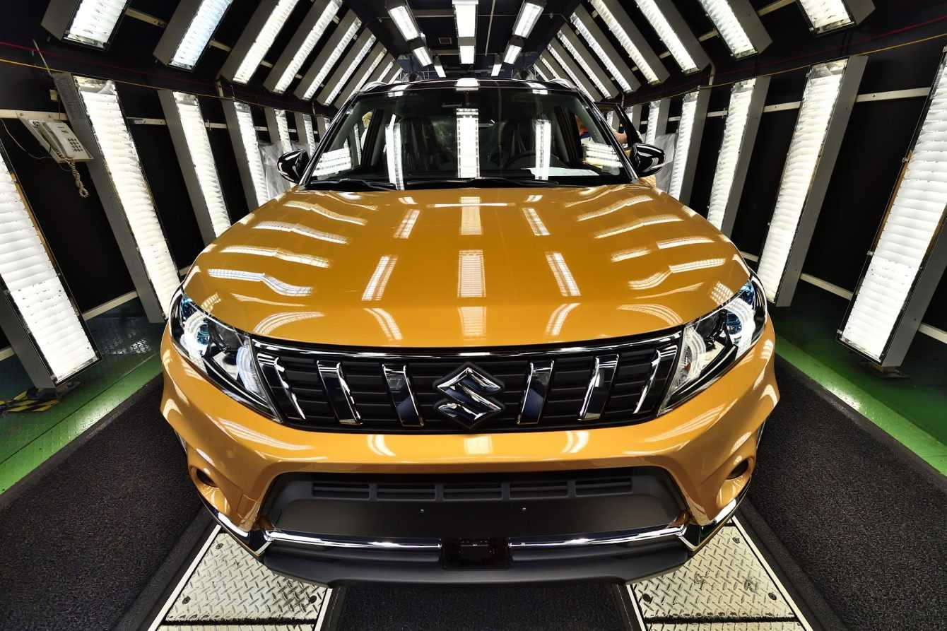 Auto market: strong growth in November for Suzuki