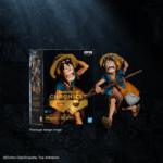 Banpresto Chronicle re-proposes the historical figures of Luffy and Ace!
