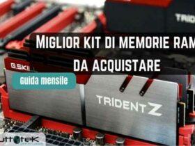 Migliori RAM DDR4 e DDR3 da acquistare