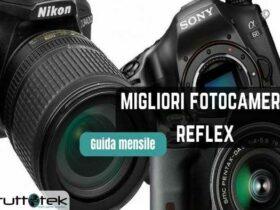 Migliori fotocamere reflex da acquistare