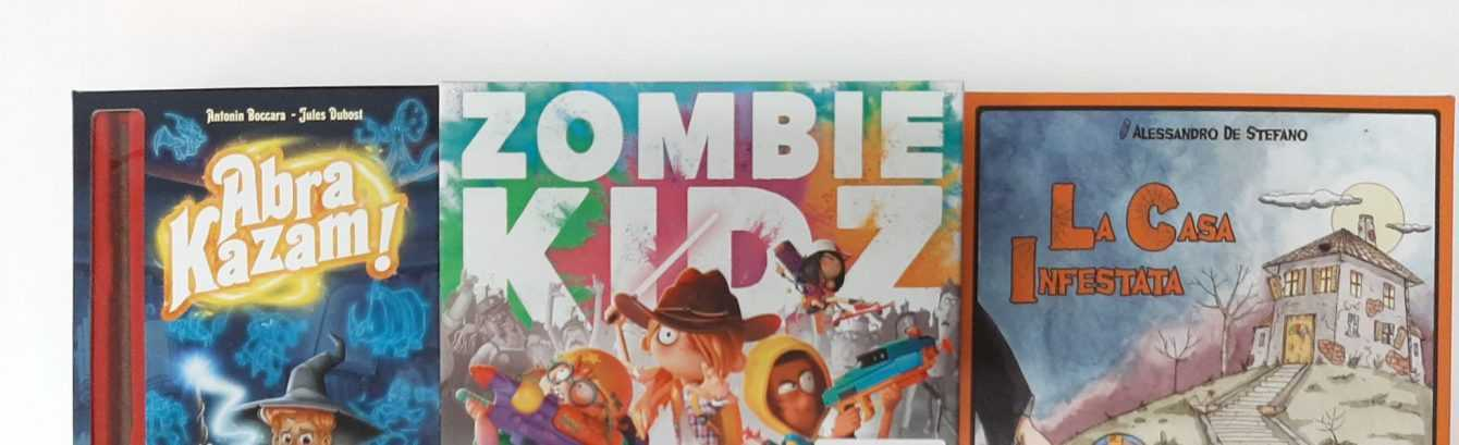 Best board games for Halloween