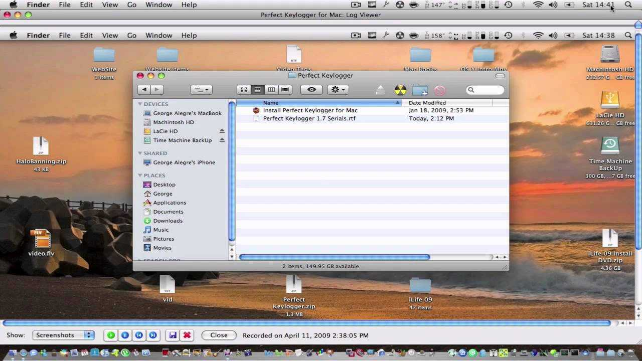 Best keylogger for Mac: how to record PC keys