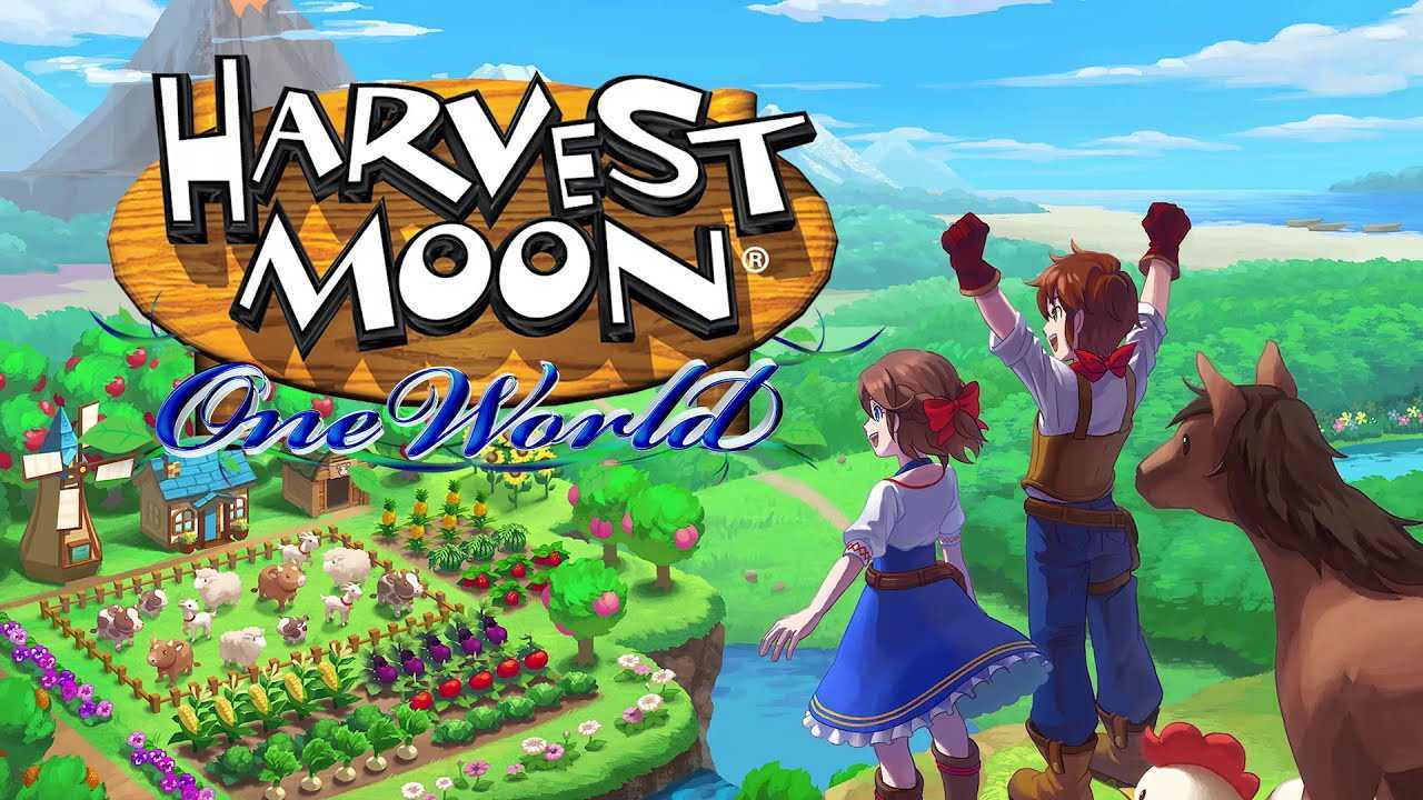 Harvest Moon review: One World, wind of change
