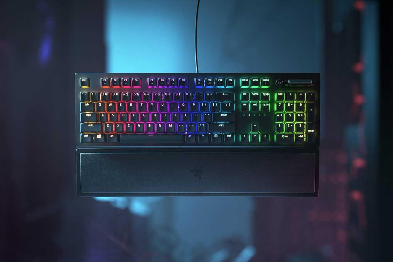Blackwidow V3 Quartz review: Razer isn't just gaming
