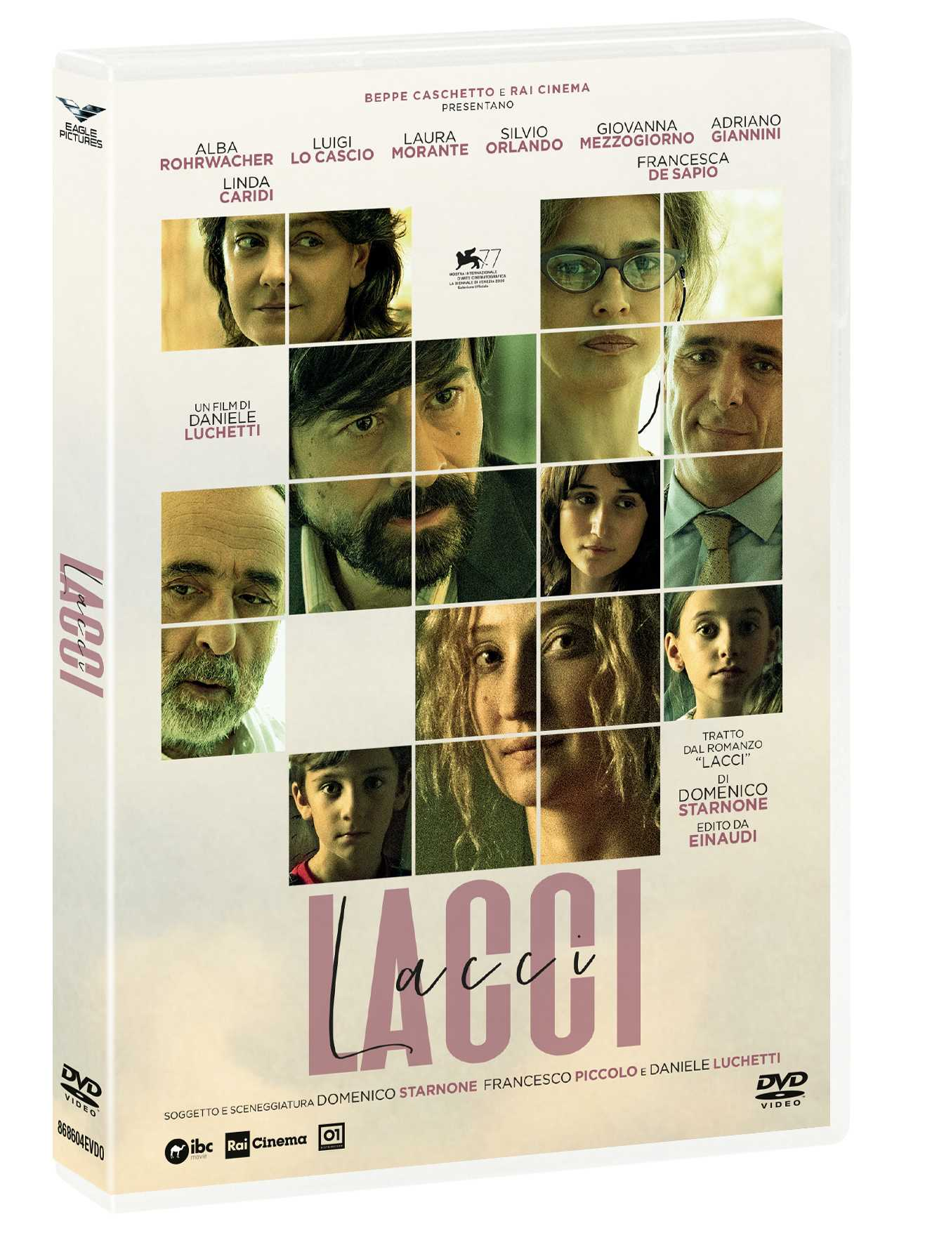 Blu-ray Review Lacci, the opening film in Venice 77 by Daniele Luchetti