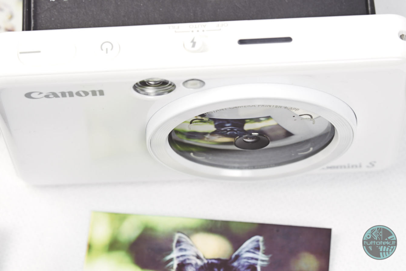 Canon Zoemini S review: winning instant camera